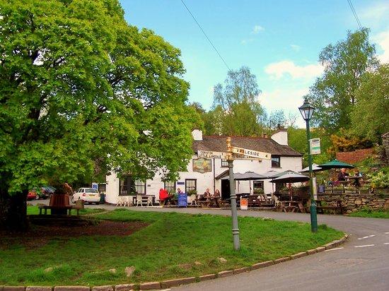 The Britannia Inn: The Britannia, Elterwater