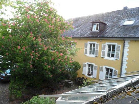 Ringhotel Altes Pfarrhaus Beaumarais : Aussicht zweite Etage