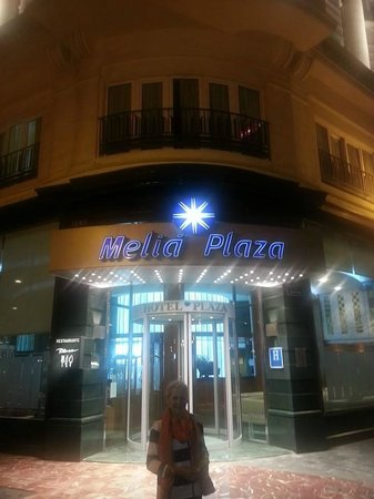 Hotel Melia Plaza - Valencia, Espanha - maio 2014
