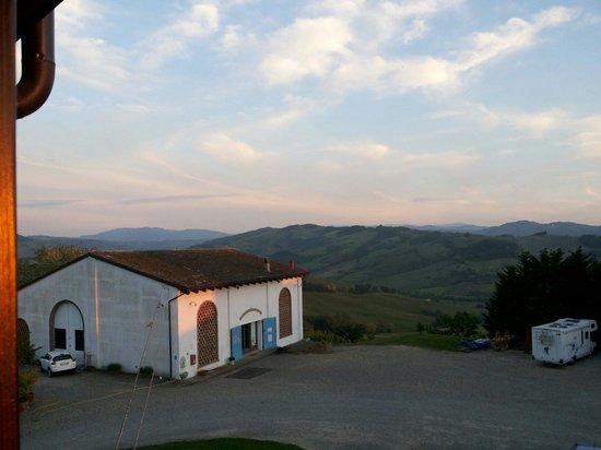 Agriturismo Cella di Montalto: Panorama