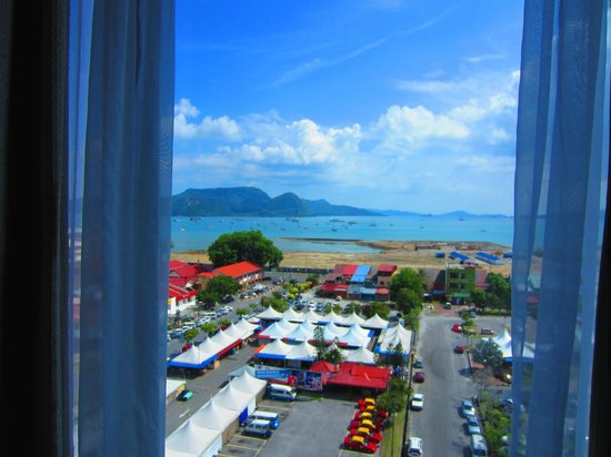 Bayview Hotel Langkawi: View from Hotel room
