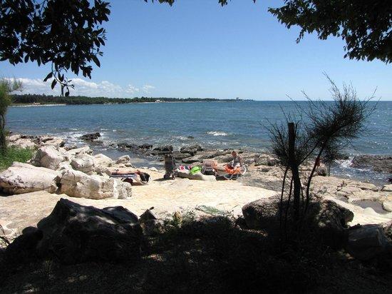 Villa Rosetta Hotel: Spiaggia
