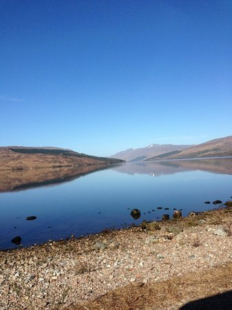 Ardechive by Loch Arkaig: Perfect Reflection