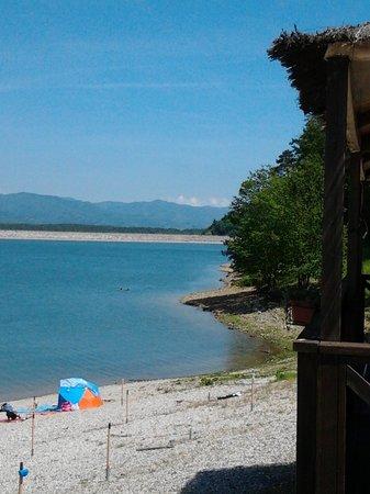 Bahia Cafe : ..lago di Bilancino..