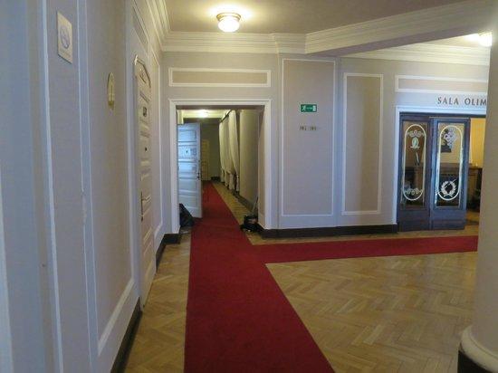 Hotel Francuski : 1st floor