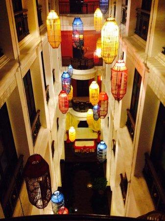 Shanghai Mansion Bangkok: The hotel