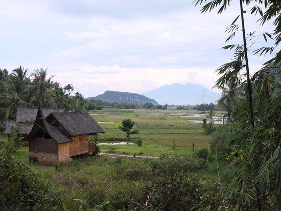 Abdi Homestay, Ikbal & Noni : Onze bungalow