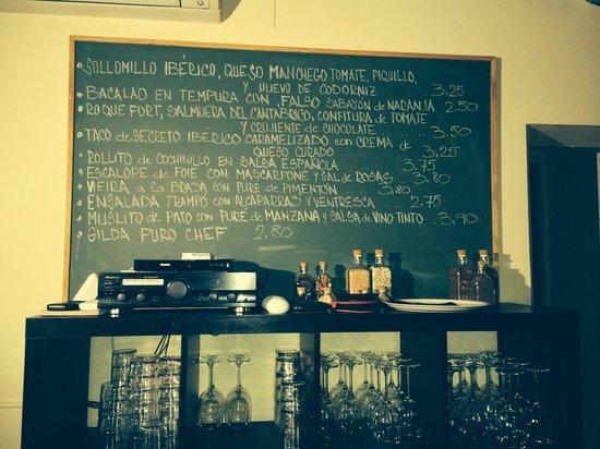 Puro Chef : Mmmmmm what to choose