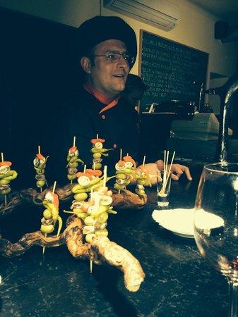 Puro Chef : The Chef