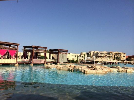 Rixos Sharm El Sheikh: Pool area!