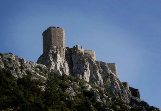 Château de Quéribus : Chateau de Queribus