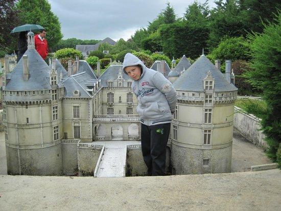 Parc des Mini-châteaux : MINI CHATEAUX