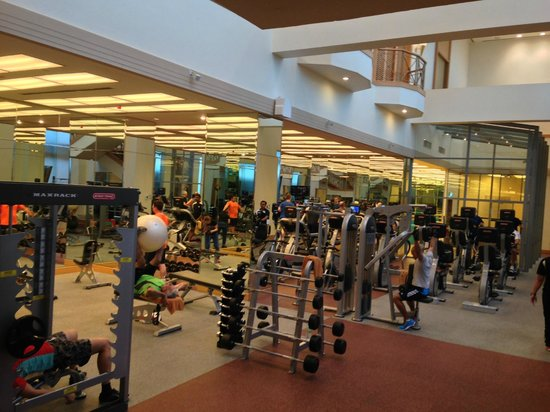 Hilton Kuala Lumpur: Gym