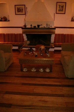 Casa Vieja: Living room