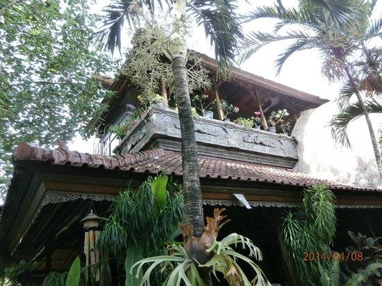 Aahh Bali Bed & Breakfast: la maison
