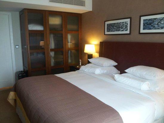 Corinthia Hotel Lisbon : Bedroom