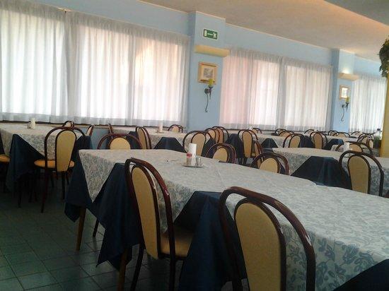 Hotel Delle Nazioni: sala da pranzo