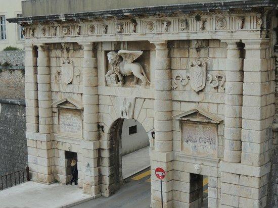 Zadar City Gate: porte de Zadar