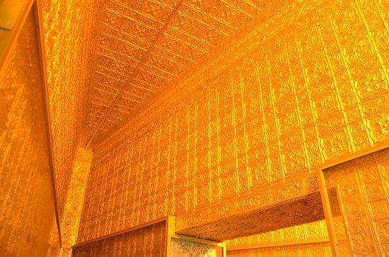 Botahtaung Pagoda: Golden Wal