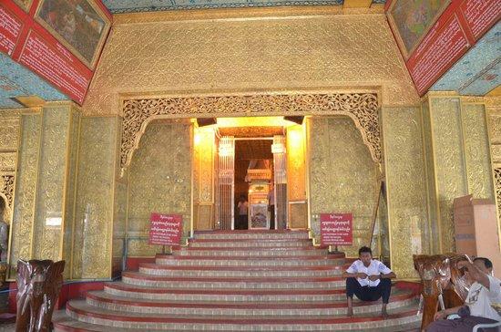 Botahtaung Pagoda: Entrance