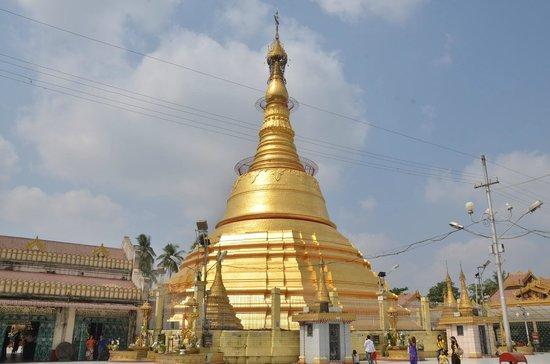 Botahtaung Pagoda: Full View