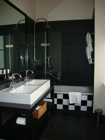 Malmaison Hotel : the wonderful shower