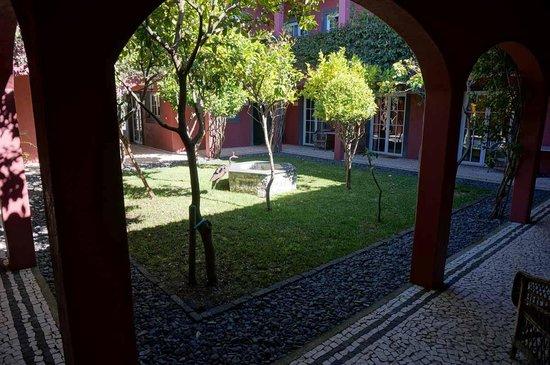 Atrio: courtyard