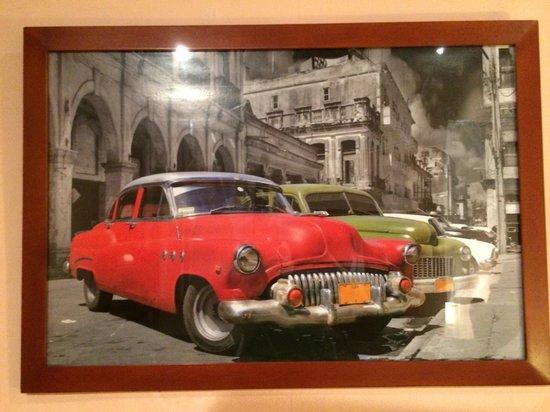 La Casa del Farol Hotel Boutique: Carro Rojo