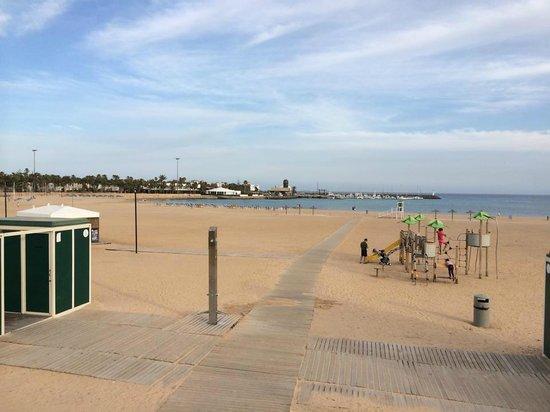 Club Caleta Dorada : beach