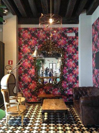 Generator Hostel Venice : Relax area