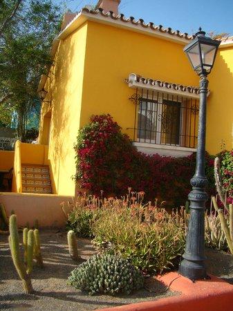 Marbella Playa Hotel : bungalow