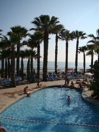 Marbella Playa Hotel : Pataugeoire