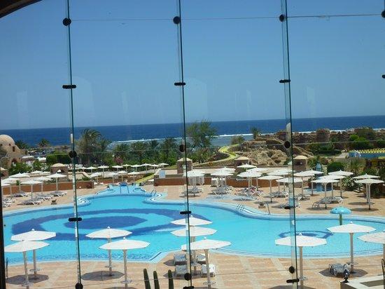 Utopia Beach Club : vue générale de l hotel