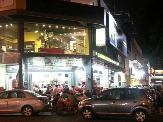 Soon Huat Seafood Restaurant  - Picture of Hotel Sri