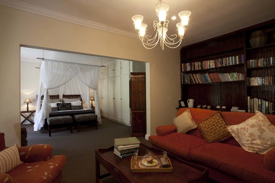 Blue Gum Country Estate: Junior Suite