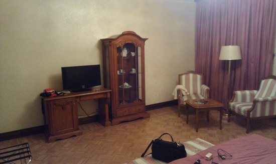 Hotel Metropol Moscow: Номер Супериор в Метрополе
