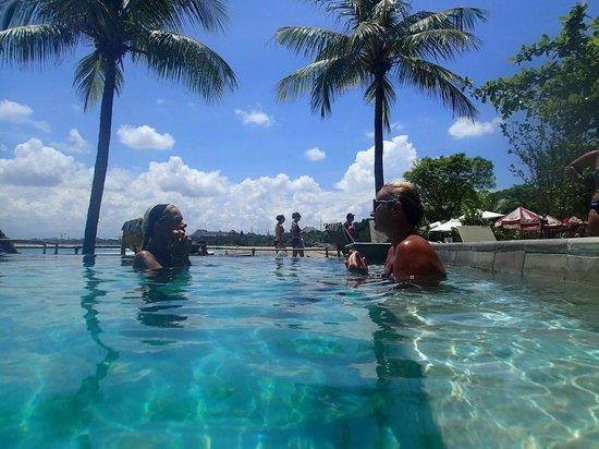 Bali Garden Beach Resort: Just Chlling
