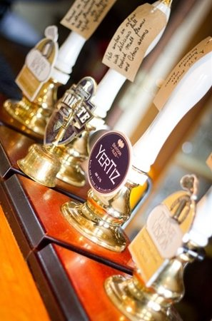 The Tollgate Inn: 4 Real Ales including our very own Tollgate Gold