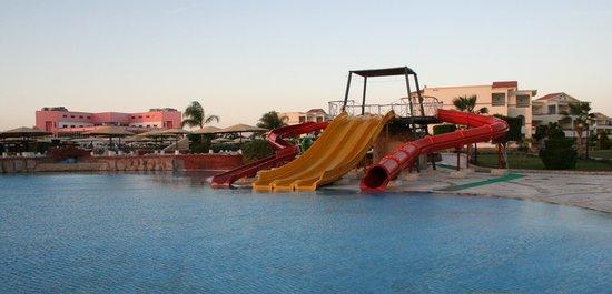 Harmony Makadi Bay Hotel & Resort: Aqua Gym