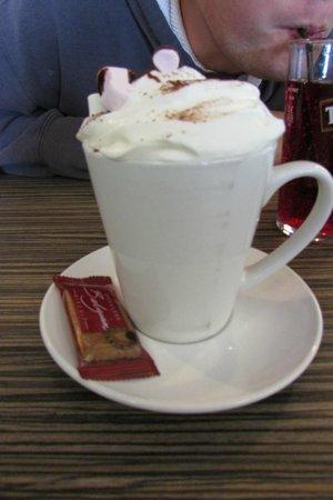 Abys: Chocolate Mocha