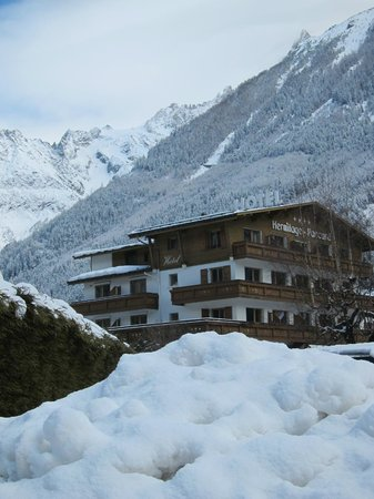Chalet Hotel Hermitage Paccard: Hotel