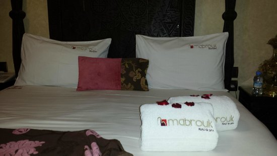 Riad & Spa Mabrouk : Suite
