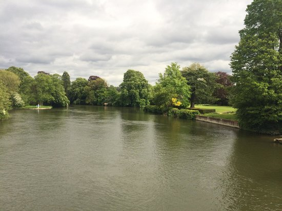 Bel & The Dragon: Lovely Cookham