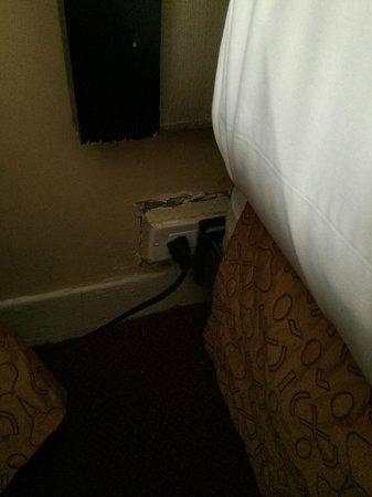 Hotel Carter : ancora prese della corrente