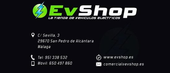 Electric Vehicles Shop