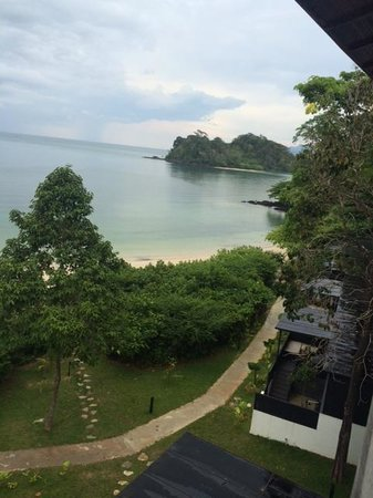 The Andaman, A Luxury Collection Resort: Вид из номера