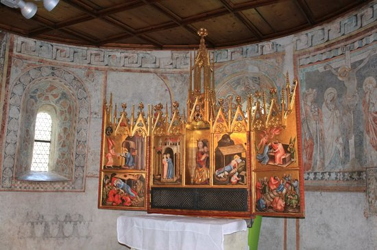 Castle Tyrol - South Tyrolean Museum of History: Burgkapelle