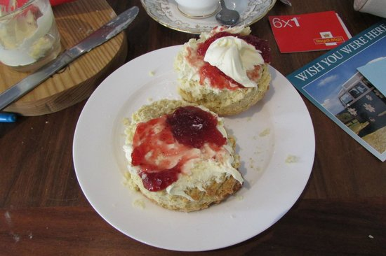 Bumble and Bee: Cream Tea and Scones
