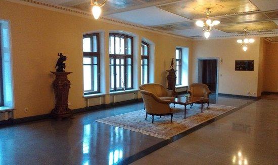 Hotel Metropol Moscow: Холл