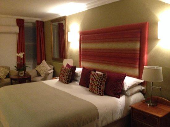The Abbey Hotel : Excelente apartamento